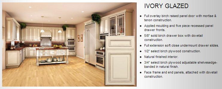 Wellington Ivory   Danvoy Group LLC | Kitchen Cabinets NJ | Cabinets NJ |  Cabinetry NJ | Fabuwood Cabinets | Forevermark Cabinets | Wood Entry Doors  NJ ...
