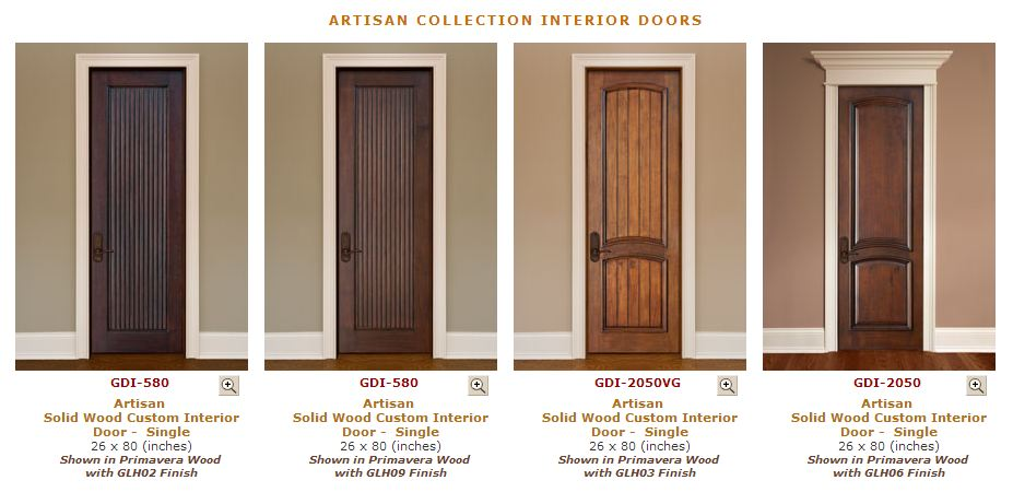 how to refinish interior wood doors
