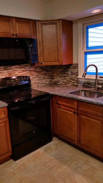 Cinnamon Glaze Danvoy Group Llc Kitchen Cabinets Nj